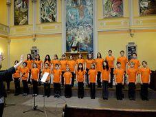 Kinderchor des Tschechischen Rundfunks (Foto: Khalil Baalbaki, Archiv des Tschechischen Rundfunks)