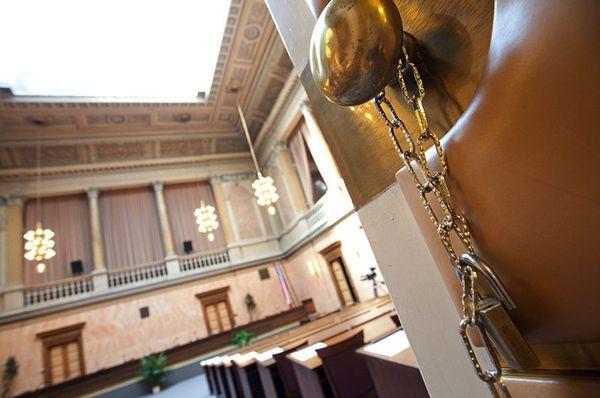 Конституционный суд, фото: Филип Яндоурек, ЧРо