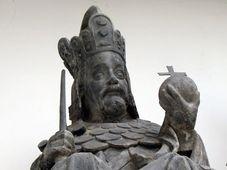 Charles IV, photo : Adriana Krobová, ČRo