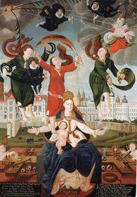 Catholic interpretation of Defenestration of Prague