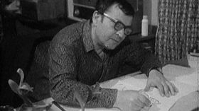Josef Kainar, photo: ČT