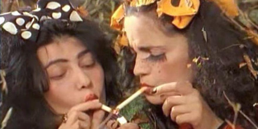 Ilona Csáková und Lucie Bílá (Foto: YouTube)