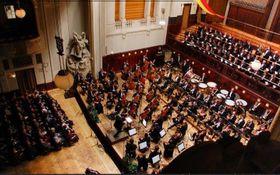 Foto: presentación oficial de la Orquesta Sinfónica de Praga FOK