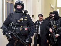 Saleh Muslim, le dirigeant kurde de Syrie arrêté ce weekend à Prague a été libéré mardi, photo: ČTK