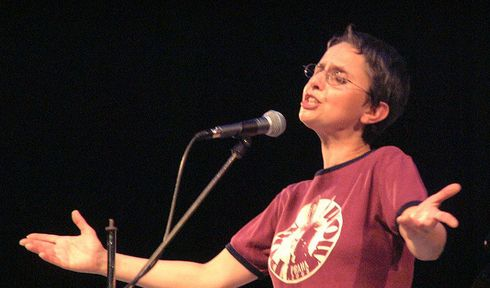 Зузана Наварова, фото: Енаш Хаек, CC BY-SA 3.0
