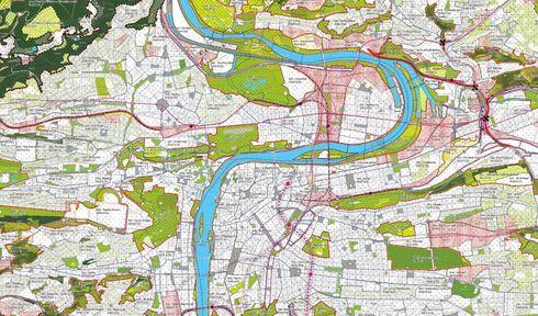 New Metropolitan Plan, photo: Prague Institute of Planning and Development