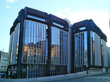 El edificio de Transgas, foto: Dominika Bernáthová