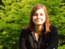 Anne Liebscher (Foto: Archiv des Deutsch-Tschechischen Jugendforums)