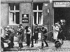 Prague Uprising, photo: archive of Czech Radio