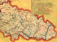 La Ruthénie subcarpathique en 1935