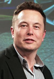Elon Musk, photo: Steve Jurvetson, CC BY 2.0