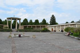 Gedenkstätte in Lidice (Foto: Ondřej Tomšů)