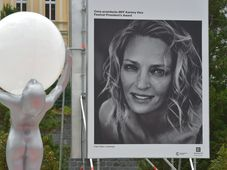 Uma Thurman, photo: ČTK