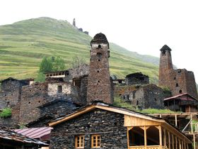 Tusheti, photo: Lidia Ilona, CC BY 2.0