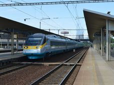 The Pendolino in Ostrava, photo: Phil Richards, CC BY-SA 2.0