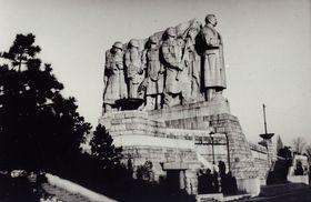 Stalin monument at Letná plain, photo: Miroslav Vopata, CC BY-SA 3.0