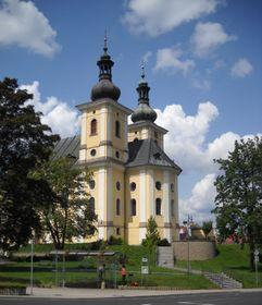 Kirche Mariä Himmelfahrt (Foto: Eva Fréharová)