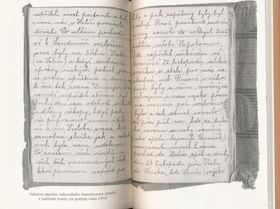 Repro zknihy Dědečkův deník, nakladatelství Vyšehrad