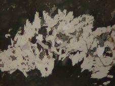 Příbramit pod mikroskopem, foto: Hornické muzeum Příbram