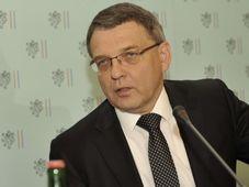 Lubomír Zaorálek, foto: Archivo de Ministerio de Relaciones Exteriores checo