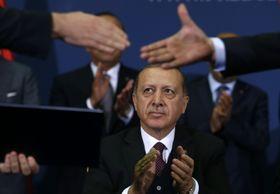 Recep Tayyip Erdogan, photo: ČTK