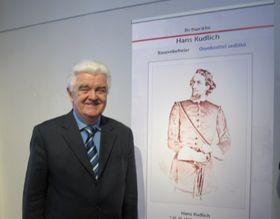 Walter Kudlich (Foto: Martina Schneibergová)