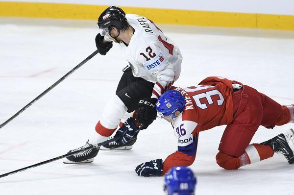 Gruppenspiel gegen Österreich (Foto: ČTK)
