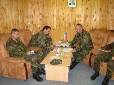 Foto: Iveta Lněničková, Archiv der Armee der Tschechischen Republik