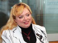Ilona Švihlíková, photo: Alžběta Švarcová, CRo