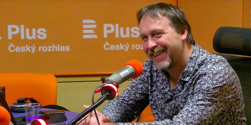 Дан Пржибань, фото: Чешское радио - Радио Плус