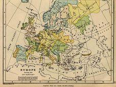 L'Europe au 15e siècle