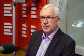 Jiří Drahoš (Foto: Khalil Baalbaki, Archiv des Tschechischen Rundfunks)