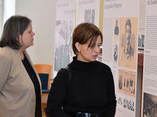 """Ausstellung """"Masaryk im Heiligen Land"""" (Foto: Ondřej Tomšů)"""