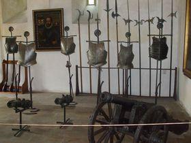 Waffenkammer (Foto: Stanislava Brádlová, Archiv des Tschechischen Rundfunks)