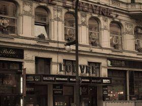 Café Louvre, photo: VitVit, CC BY-SA 4.0