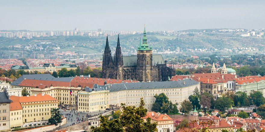Пражский град - иллюстративное фото, фото: Открытый источник