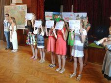 Děti z Ukrajiny na pobytu v Oskavě, foto: Archiv České rady - Česko-ruské společnosti