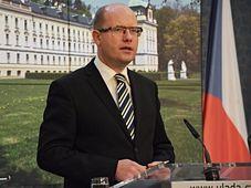 Bohuslav Sobotka, foto: archiov de la Oficina del Gobierno Checo