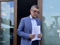 Andrej Babiš, photo: Roman Vondrouš, ČTK