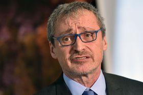 Martin Stropnický, foto: Filip Jandourek, archiv ČRo