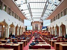 Prager Rathaus (Foto: Filip Jandourek)