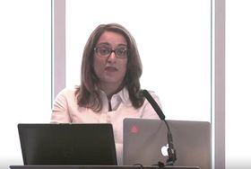 Sofia Gkiousou (Foto: YouTube Kanal von ETOA)