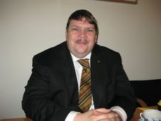 Bernd Posselt (Foto: Martina Schneibergová)