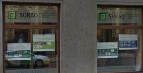 SÚRAO (Foto: Google Street View)