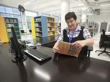 Biblioteca de Zlín, foto: ČTK