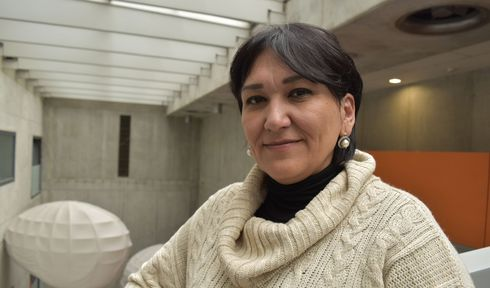 Манижа Курбанова, фото: Ондржей Томшу