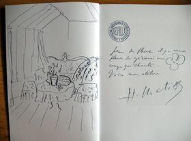 Photo: Repro Henri Matisse, 'Dopisy, Lettres' / Magdalena Hrozínková