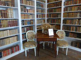 Bibliothek (Foto: Klára Stejskalová)