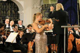 Мария Солозобова (Фото: Международный музыкальный фестиваль Чешский Крумлов)