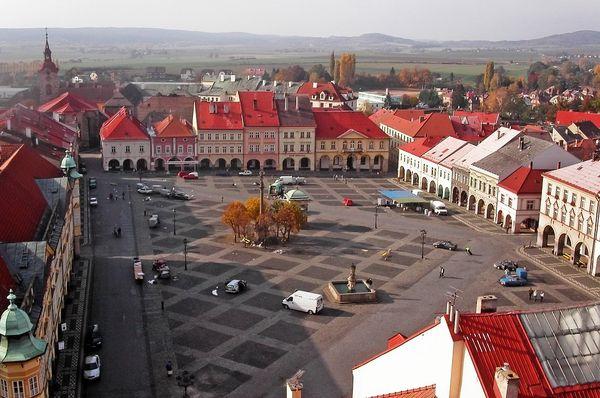 Jičín, photo: Caroig, CC BY-SA 3.0